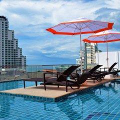 Отель C-View Residence Паттайя бассейн фото 2