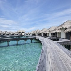 Отель Outrigger Konotta Maldives Resort бассейн фото 2