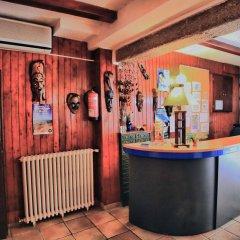 Отель Hostal Isabel Испания, Бланес - отзывы, цены и фото номеров - забронировать отель Hostal Isabel онлайн интерьер отеля фото 2