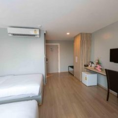 Отель Narra Hotel Таиланд, Бангкок - 1 отзыв об отеле, цены и фото номеров - забронировать отель Narra Hotel онлайн комната для гостей фото 5