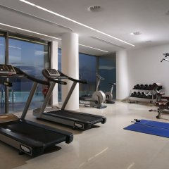 Lindos Blu Luxury Hotel & Suites - Adults Only фитнесс-зал фото 2