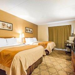 Отель Comfort Inn Kirkland Lake спа
