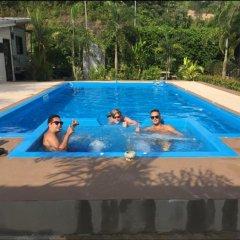 Отель Andawa Lanta House Таиланд, Ланта - отзывы, цены и фото номеров - забронировать отель Andawa Lanta House онлайн бассейн