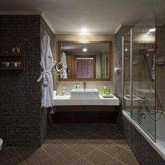 Sueno Hotels Golf Belek Турция, Белек - отзывы, цены и фото номеров - забронировать отель Sueno Hotels Golf Belek - All Inclusive онлайн ванная