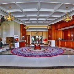 Гостиница и бизнес-центр Diplomat Казахстан, Нур-Султан - 4 отзыва об отеле, цены и фото номеров - забронировать гостиницу и бизнес-центр Diplomat онлайн интерьер отеля фото 4