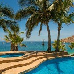 Отель Villa Cielito Мексика, Кабо-Сан-Лукас - отзывы, цены и фото номеров - забронировать отель Villa Cielito онлайн бассейн