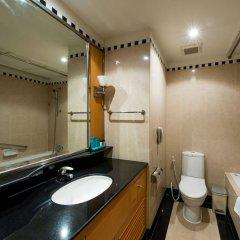 Отель Jasmine City Бангкок ванная