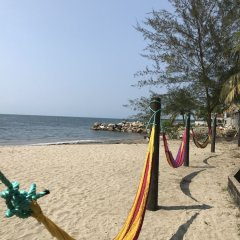 Paraiso Rainforest and Beach Hotel спортивное сооружение