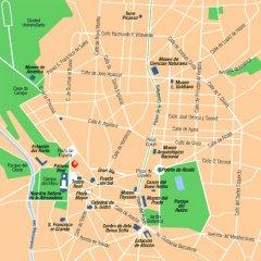 Отель Exe Hotel El Coloso Испания, Мадрид - 2 отзыва об отеле, цены и фото номеров - забронировать отель Exe Hotel El Coloso онлайн городской автобус