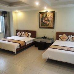 Отель Calvin Hotel Вьетнам, Ханой - отзывы, цены и фото номеров - забронировать отель Calvin Hotel онлайн комната для гостей фото 5