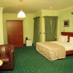 Solitude Hotel Victoria Island комната для гостей фото 3