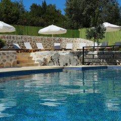 Dardanos Hotel бассейн фото 2