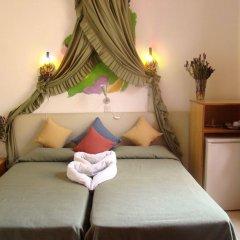Kiniras Traditional Hotel & Restaurant комната для гостей фото 2