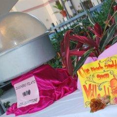 Hotel Villa Del Parco Римини удобства в номере