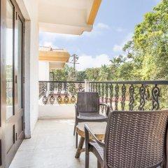Отель GuestHouser 3 BHK Villa 246e Гоа балкон