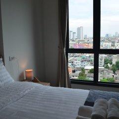 Отель Wooden Suites (the Rich @sathorn-taksin) Бангкок комната для гостей фото 4