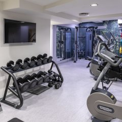 First Hotel Marin фитнесс-зал фото 2
