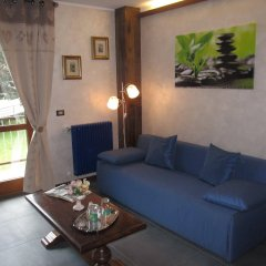 Апартаменты Aosta Belvedere Apartment Аоста комната для гостей фото 5