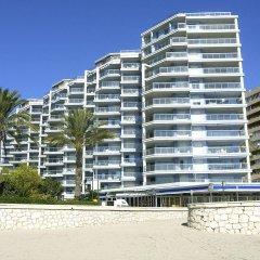 Отель Apartamentos Hipocampos пляж