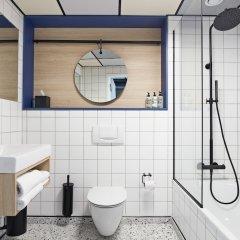 Отель Dgi Byen Копенгаген ванная фото 2