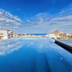 Отель Casa Cathleen Мексика, Педрегал - отзывы, цены и фото номеров - забронировать отель Casa Cathleen онлайн бассейн фото 2