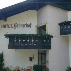 Hotel Laimerhof Горнолыжный курорт Ортлер вид на фасад