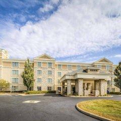 Отель Homewood Suites By Hilton Columbus Polaris Oh Колумбус парковка
