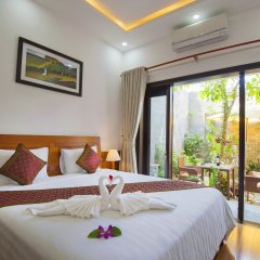 Отель Hoi An Sun Lake Homestay Хойан комната для гостей фото 2