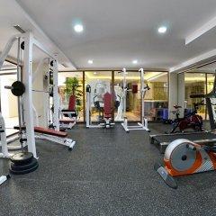 Отель Kamelia Complex Пампорово фитнесс-зал