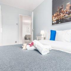 Отель Little Home - Alice Польша, Варшава - отзывы, цены и фото номеров - забронировать отель Little Home - Alice онлайн комната для гостей фото 3