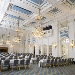 Отель Atlantic Kempinski Hamburg Германия, Гамбург - 2 отзыва об отеле, цены и фото номеров - забронировать отель Atlantic Kempinski Hamburg онлайн помещение для мероприятий фото 8