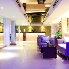 Отель Petals Inn Бангкок интерьер отеля фото 2