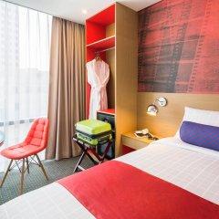 Отель ibis Styles Ambassador Seoul Myeongdong комната для гостей фото 5