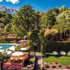Отель Grand Hotel Tremezzo Италия, Тремеццо - 2 отзыва об отеле, цены и фото номеров - забронировать отель Grand Hotel Tremezzo онлайн бассейн фото 2