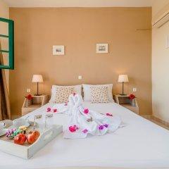 Отель Alpha Stegna Sun Пляж Стегна комната для гостей фото 6