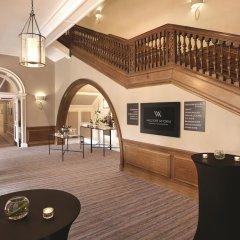 Отель Waldorf Astoria Edinburgh - The Caledonian удобства в номере фото 3