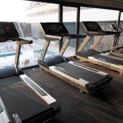Workinn Hotel фитнесс-зал фото 4