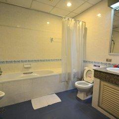 Апартаменты Piyavan Tower Serviced Apartment ванная фото 2