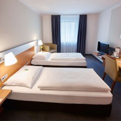 Отель Ghotel Nymphenburg Мюнхен комната для гостей фото 4