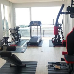 Karin Hotel & Serviced Apartment фитнесс-зал фото 2