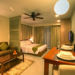 Отель Azalea Hotels & Residences Baguio Филиппины, Багуйо - отзывы, цены и фото номеров - забронировать отель Azalea Hotels & Residences Baguio онлайн комната для гостей фото 2