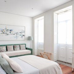 Гостевой дом Charming House Marquês комната для гостей фото 2