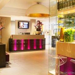 Albus Hotel Amsterdam City Centre интерьер отеля