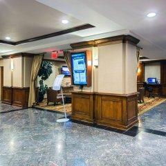 Отель Crowne Plaza Hotel-Newark Airport США, Элизабет - отзывы, цены и фото номеров - забронировать отель Crowne Plaza Hotel-Newark Airport онлайн интерьер отеля фото 3