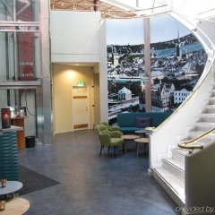 Отель Central Стокгольм интерьер отеля