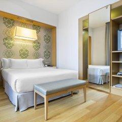 Отель NH Milano Touring 4* Стандартный номер разные типы кроватей фото 25
