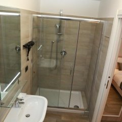Отель Aparthotel Meneghino Италия, Милан - отзывы, цены и фото номеров - забронировать отель Aparthotel Meneghino онлайн ванная