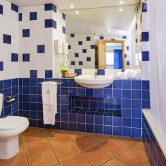 Alpinus Hotel ванная