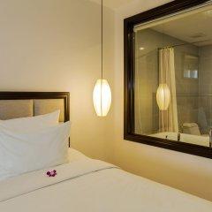 Отель Hoi An Silk Marina Resort & Spa Вьетнам, Хойан - отзывы, цены и фото номеров - забронировать отель Hoi An Silk Marina Resort & Spa онлайн ванная фото 2