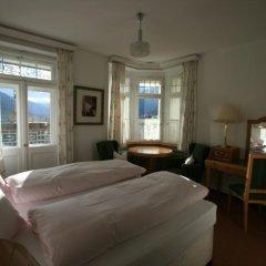 Отель Alpina Швейцария, Давос - отзывы, цены и фото номеров - забронировать отель Alpina онлайн комната для гостей фото 5